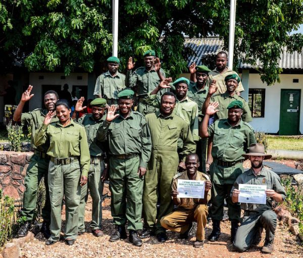 World Ranger Day Zimbabwe Africa 2016