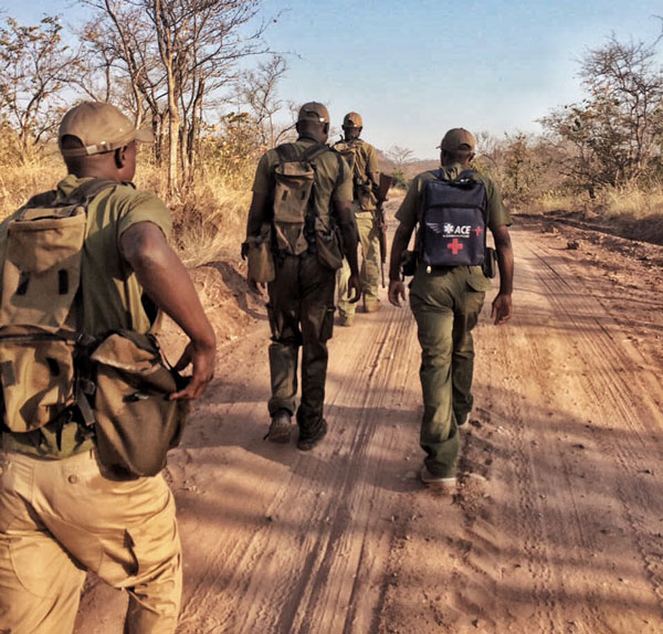 Anti-Poaching Unit Patrol