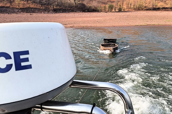 Lake Patrol Anti Poaching Unit Bumi Hills Zimbabwe Africa