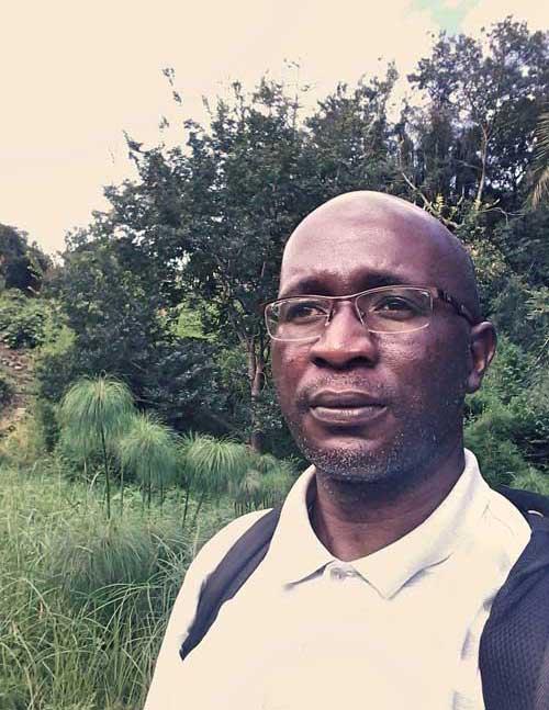 Dr. Crispen Phiri Freshwater Biodiversity Research