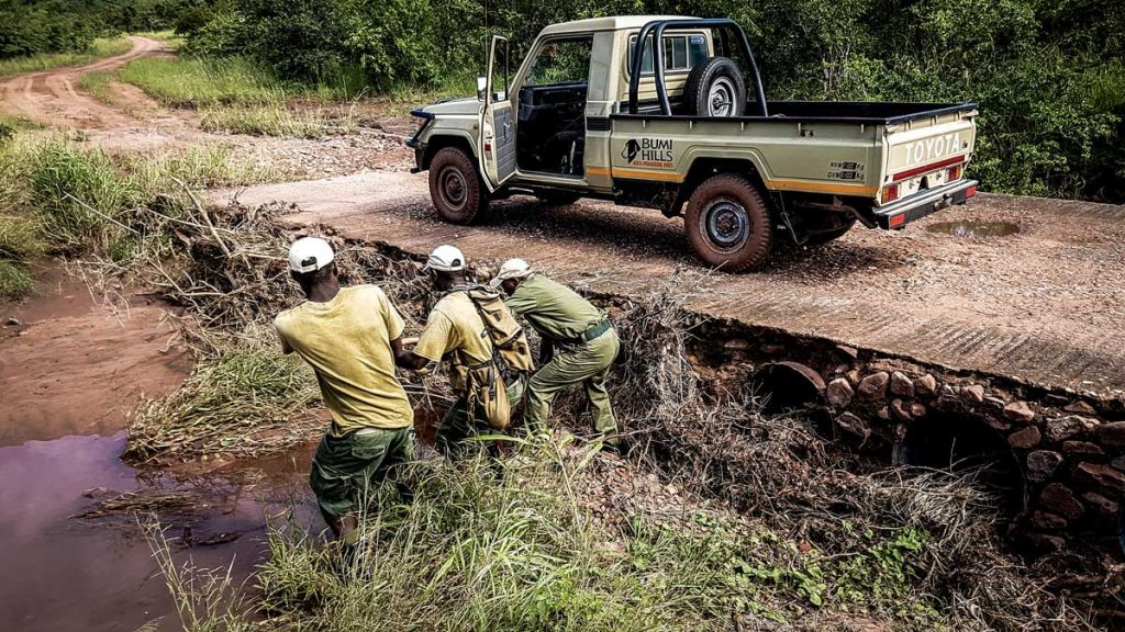 Passion in Conservation - Bumi Hills Anti Poaching Unit