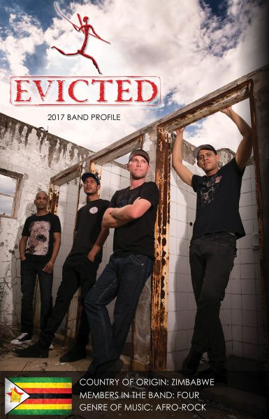 Afro-Rock Band Evicted Joins Forces with the Bumi Hills Anti-Poaching Unit