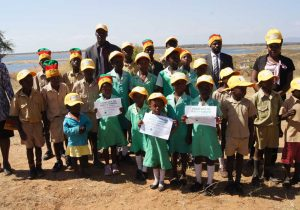 World Ranger Day 2017 -Tashinga Children of Rangers