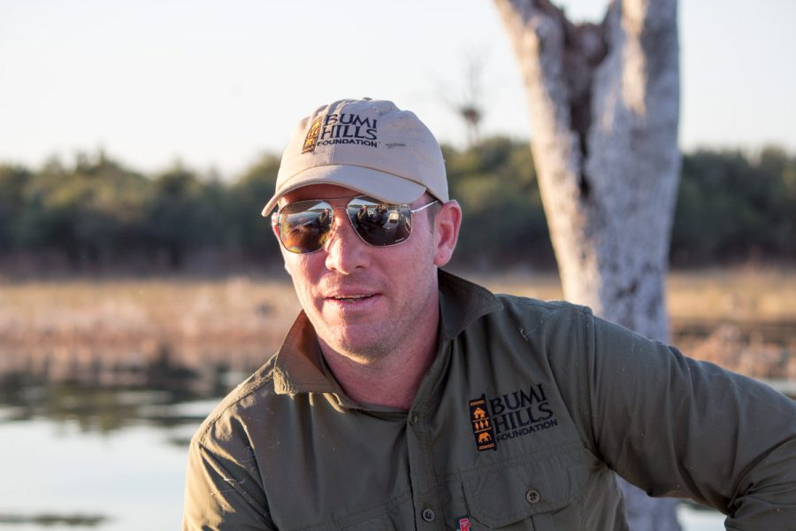 Brendan Taylor Cricket Joins Bumi Conservation Zimbabwe